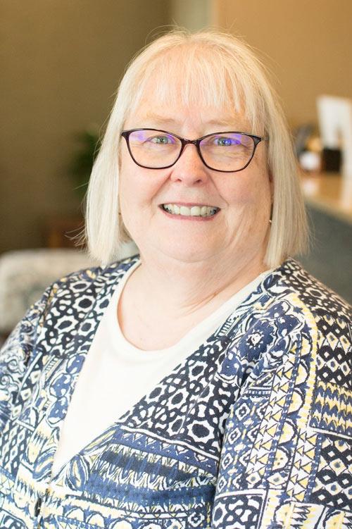 Gail - Receptionist