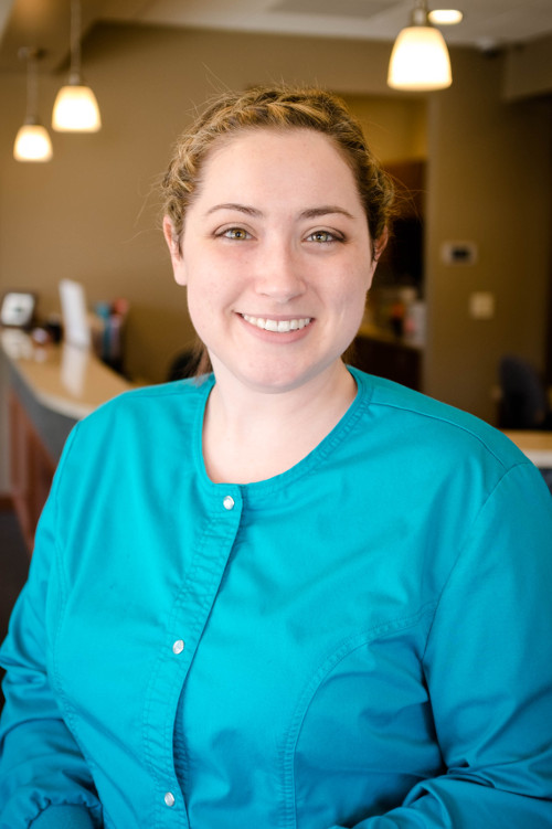 Steph Dental Assistant Photo