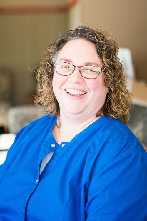 Liz - Dental Hygientist